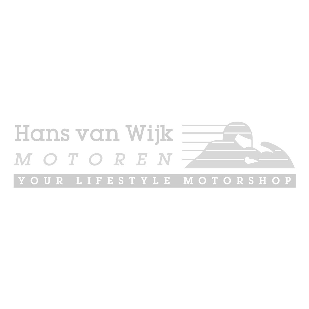 Fact Anouk Dames Motorjas zwart/wit